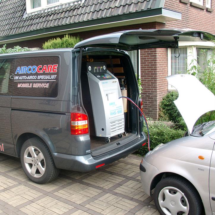 AircoCare Airco auto lekkage reparatie Auto in regio Arnhem