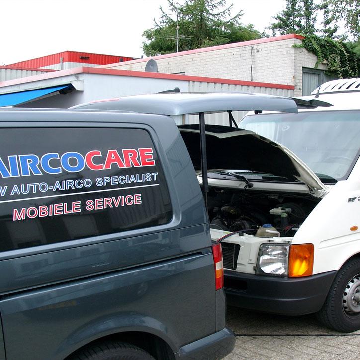 AircoCare Airco auto lekkage reparatie Bus in regio Arnhem